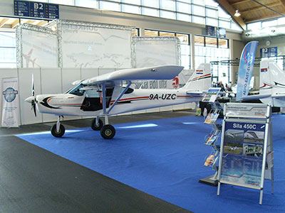 AERO-EAST-EUROPE ON EXPO FRIEDRICHSHAFEN 2016